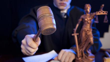 Основания для отвода судьи