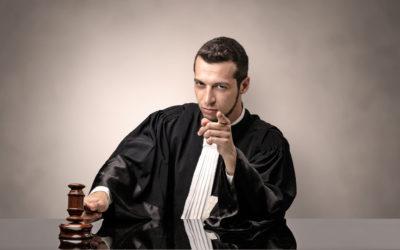 Адвокат в прениях