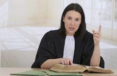 Протокол судебного заседания как доказательство